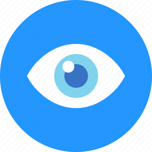 Eye, watch icon - Download on Iconfinder on Iconfinder