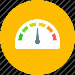 dash, dashboard, gauge, medium, performance, speed, widget icon