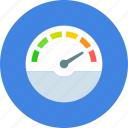 indicator, speed icon