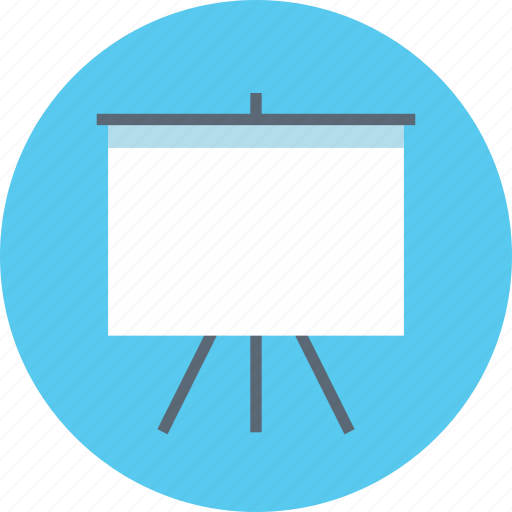 deck, presentation, promotion icon