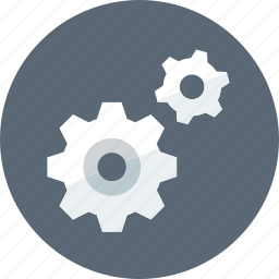 adjustment, complex, gears, options, preferences, set, settings icon