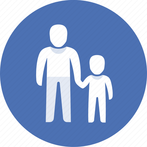 boy, child, control, family, father, parental icon