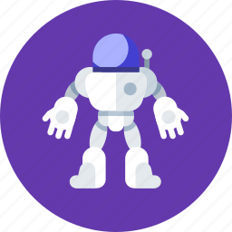 cosmonaut, space, suit icon