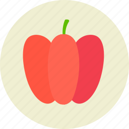 food, pepper, sweet, vegetable icon