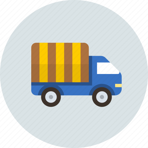 car, cargo, delivery, logistic, transport icon
