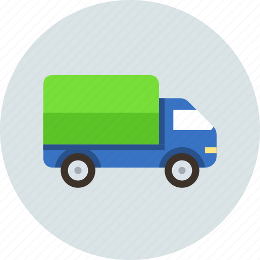 cargo, transport, truck icon