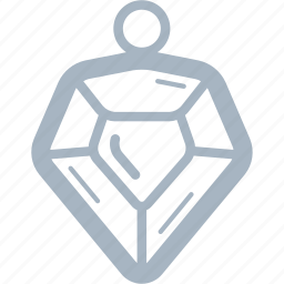 diamond, gem, jewellery icon