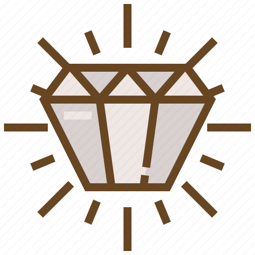 Accessory, diamond, gem, gemstone, jewel, jewelry icon - Download on Iconfinder