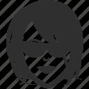 avatar, face, female, girl, sunglasses, woman