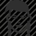 avatar, face, female, girl, woman