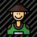 avatar, profession, people, man, farmer, gardener