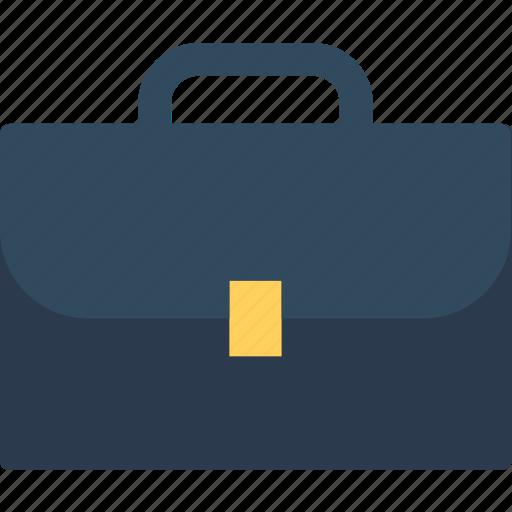 briefcase, business bag, documents bag, office bag, portfolio bag icon