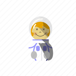astronaut, communication, computer, job, nasa, phone, space, spaceship, starseed, technology icon