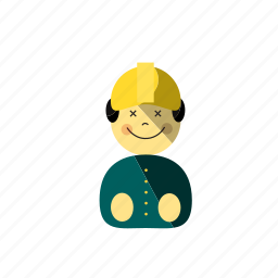 architecture, building, civil, construction, job icon