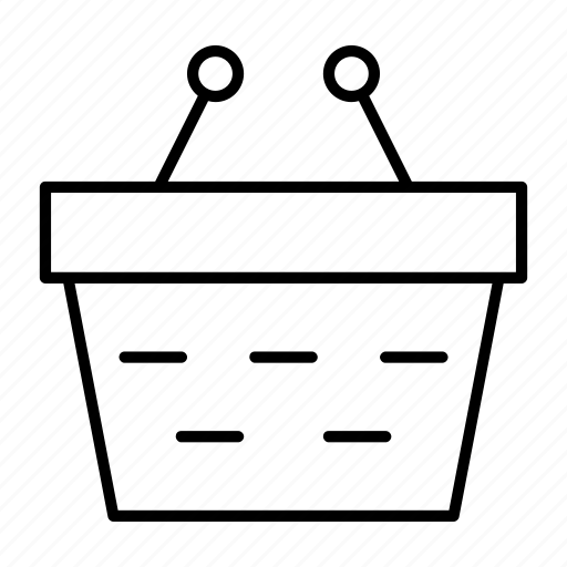 basket, buy, merchant, sell, shopping icon