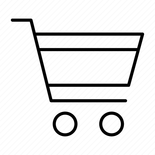 buy, merchant, sell, shopping, trolley icon