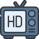 hd, tv, press, journalist, television