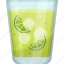 fresh juice, fruit juice, kiwi juice, natural drink, summer drink icon