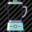 appliance, blender, kitchen