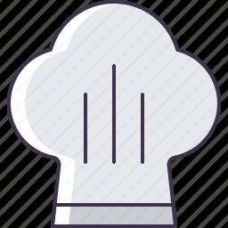 chefs, hat icon