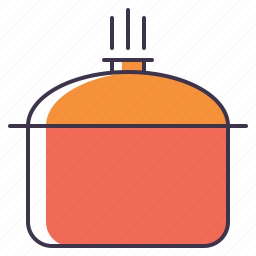 Cooking, pot icon - Download on Iconfinder on Iconfinder
