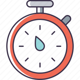 kitchen, timer, utensil icon