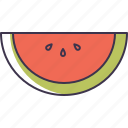 fruit, watermelon