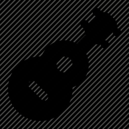 Classic, folk, guitar, instrument, music, ukulele icon - Download on Iconfinder