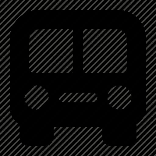 bus, driver, passenger, public, transport, travel icon