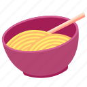 dinner, fast, food, lunch, meal, noodles, snack icon