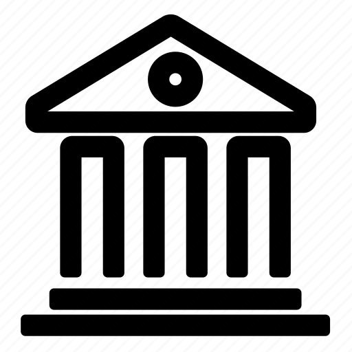 Building, court, justice, law icon - Download on Iconfinder