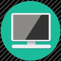 computer, desktop, display, mac, pc, screen icon