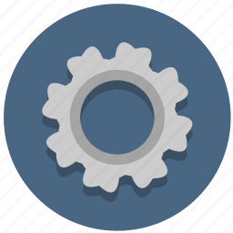 config, configuration, gear, options, setting, settings icon