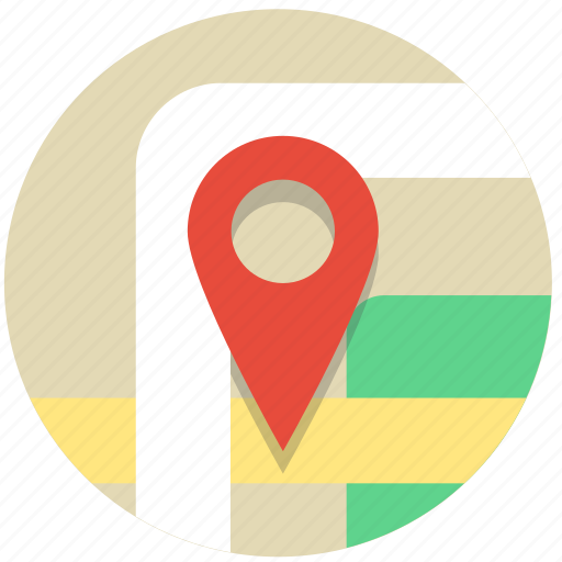 direction, location, map, marker, national icon