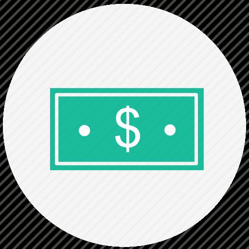 business, cash, coin, dollar, money icon