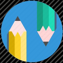 draw, drawing, edit, pen, pencil, writing icon