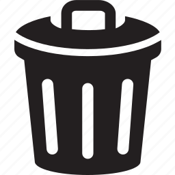 bin, clean, dust, keep, trash, waste icon