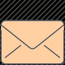 chat, communication, envelope, letter, mail, speech, talk icon