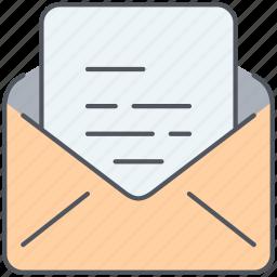 chat, communication, envelope, letter, post, postal, talk icon