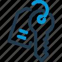 defence, key, label, lock, padlock, security, tag