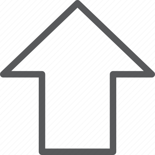 arrow, caps lock, key, keyboard, shift, square icon