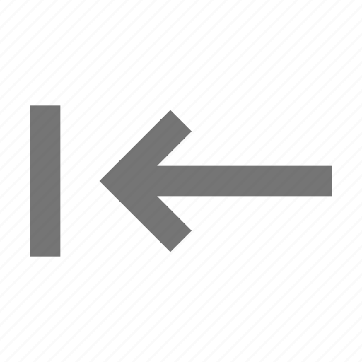 arrow, backtab, controls, keyboard, left, sign, type icon