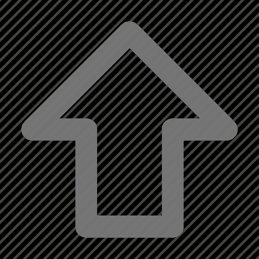 arrow, controls, key, keyboard, shift, sign, type, up icon