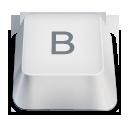 b icon