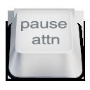 attn, pause icon