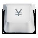 &, yen, yuan icon