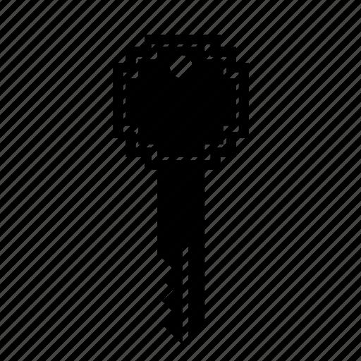 access, key, keys, lock, security, unlock icon