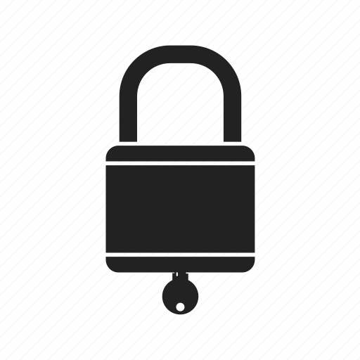 closed, key, lock, locked, password, secure, security icon