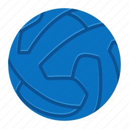 ball, blue ball, fifa, football, game, soccer, sport icon