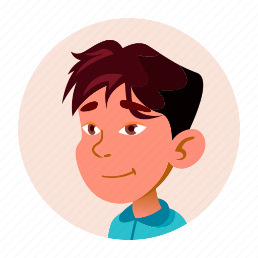 Asian, avatar, boy, china, japan, kid icon - Download on Iconfinder